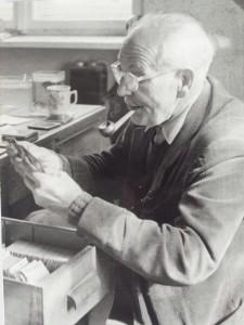 prof. RNDr. Bruno Valoušek