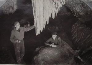 U Hroznu v Nové Ochozské 1956